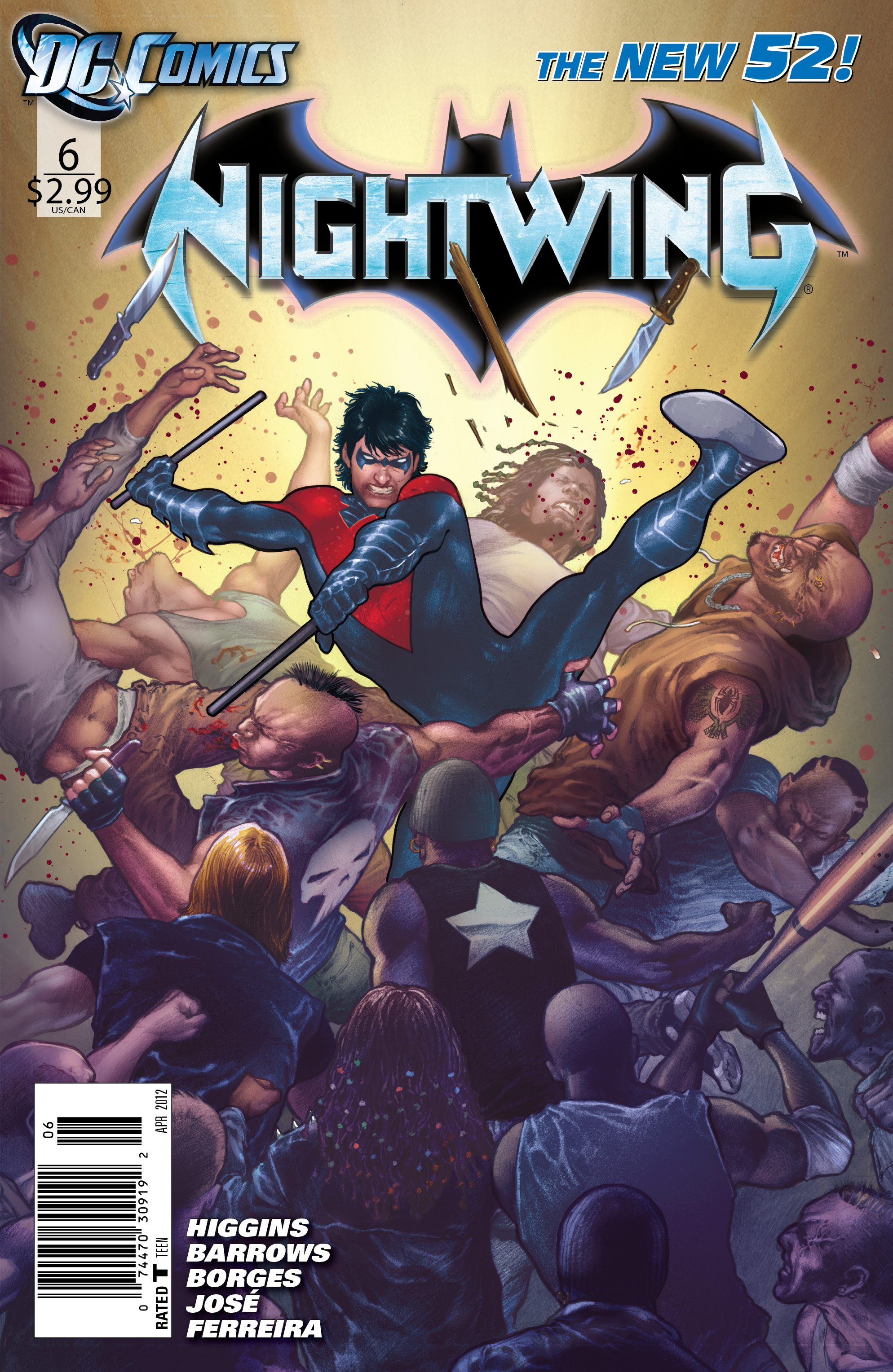 Nightwing Vol 3 6