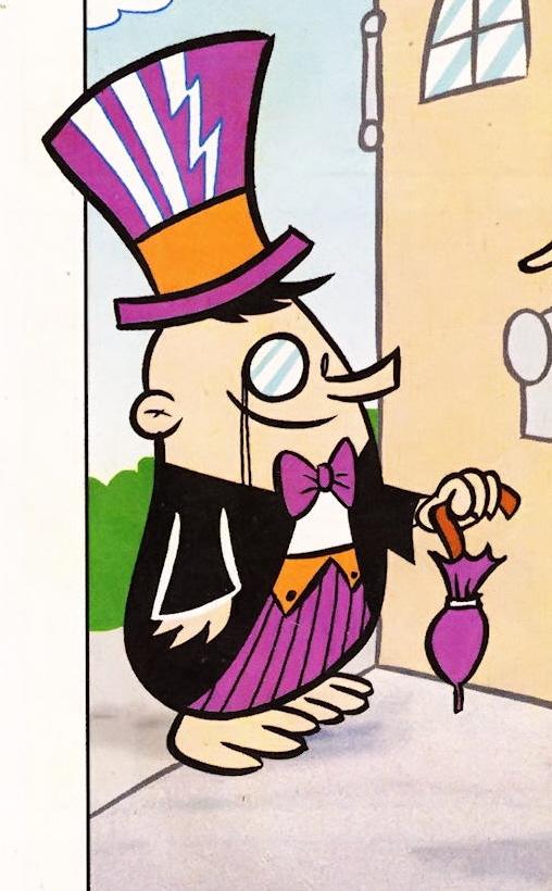 Oswald Cobblepot (Tiny Titans)