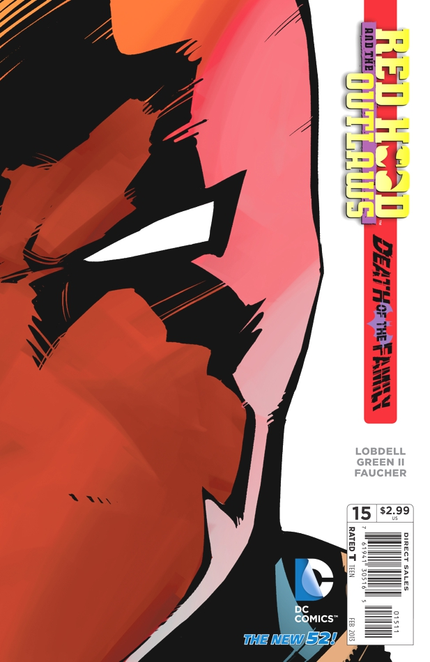 Red Hood and the Outlaws Vol 1 15