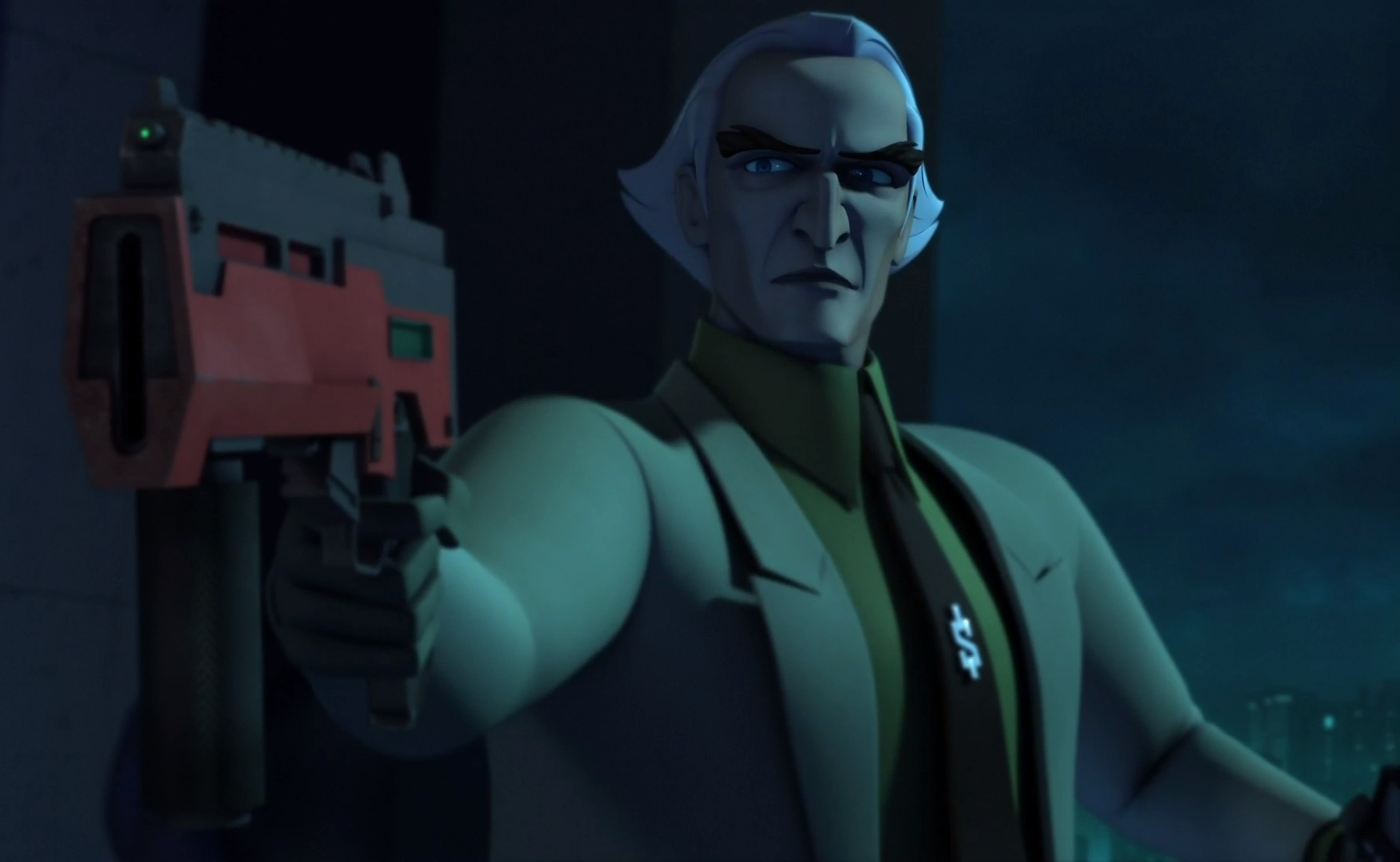Simon Stagg (Beware the Batman)