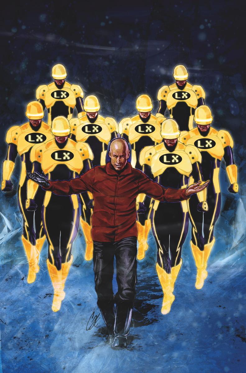 Yellow Lantern Corps (Smallville)/Gallery