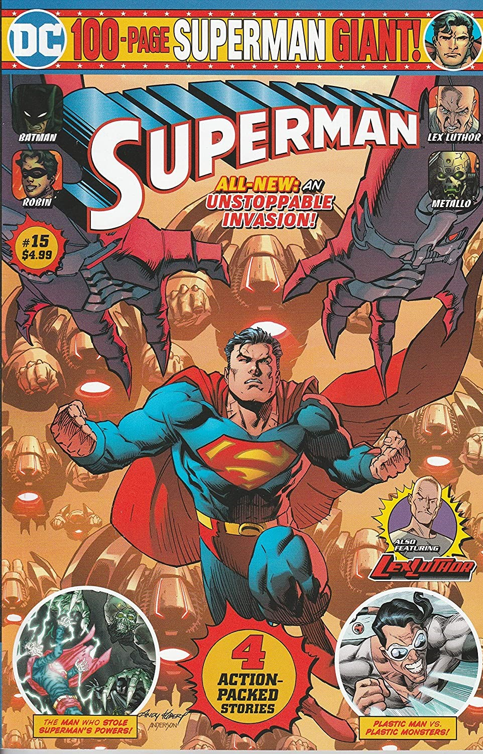 Superman Giant Vol 1 15