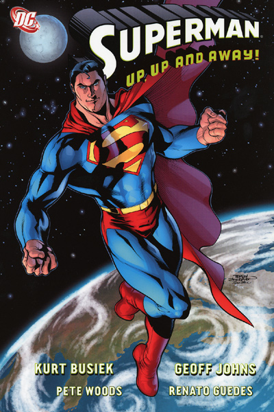 Superman: Up, Up and Away!