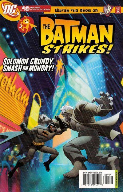 The Batman Strikes! Vol 1 19