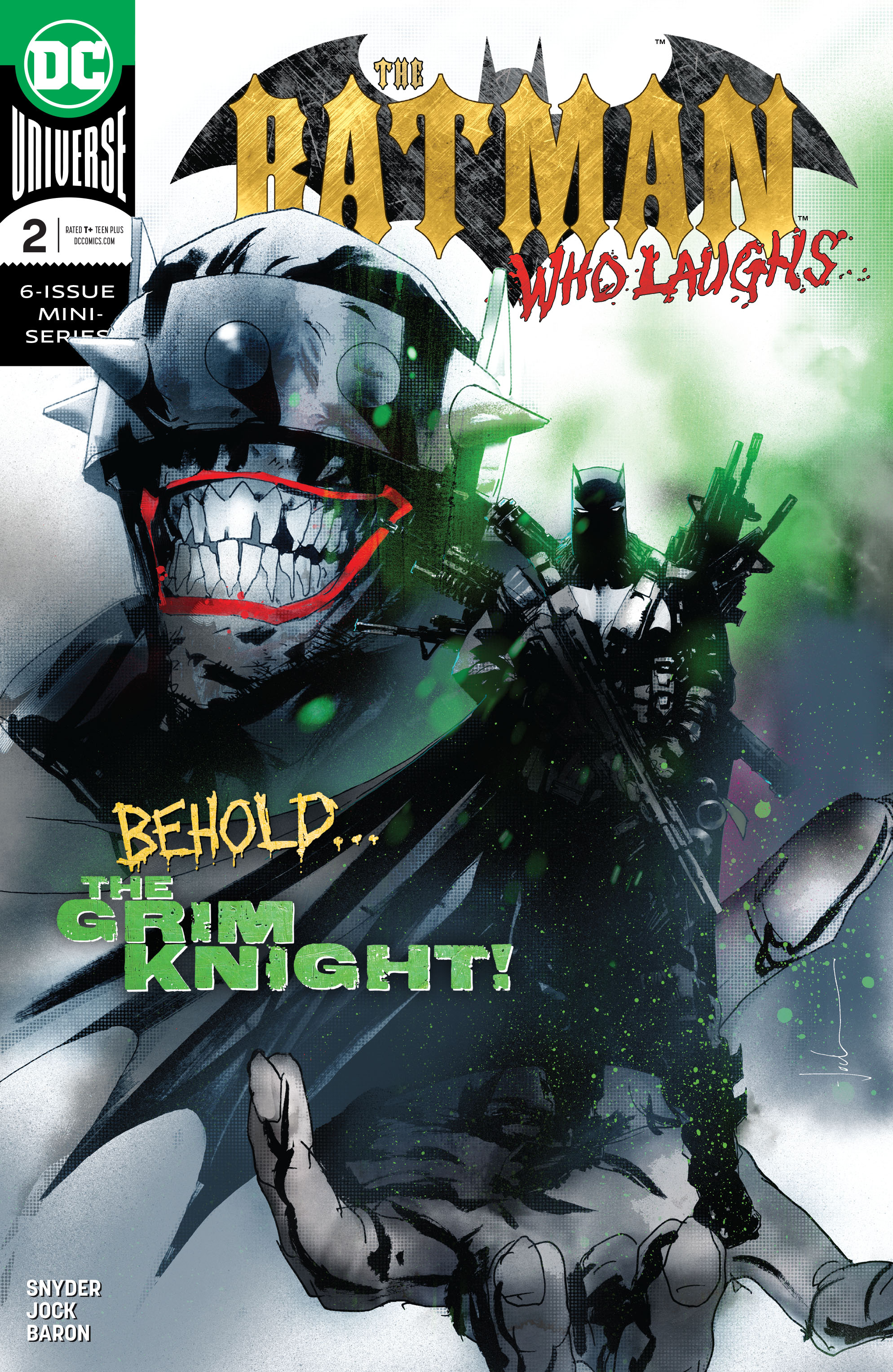 The Batman Who Laughs Vol 2 2