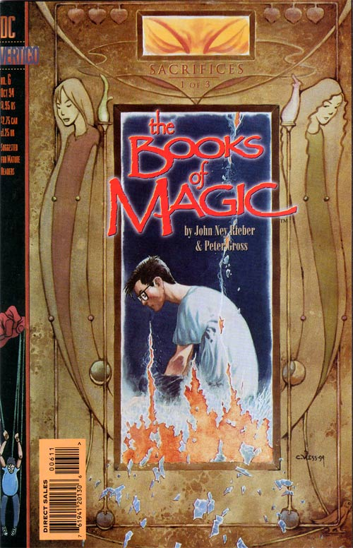 The Books of Magic Vol 2 6