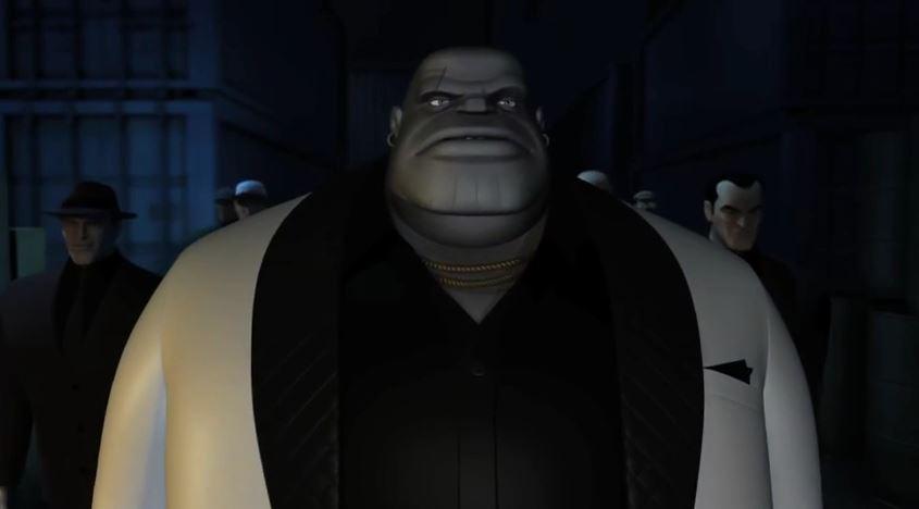 Tobias Whale (Beware the Batman)