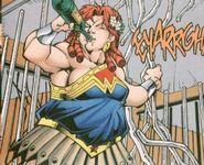 Wonder Girl World Without Young Justice 001