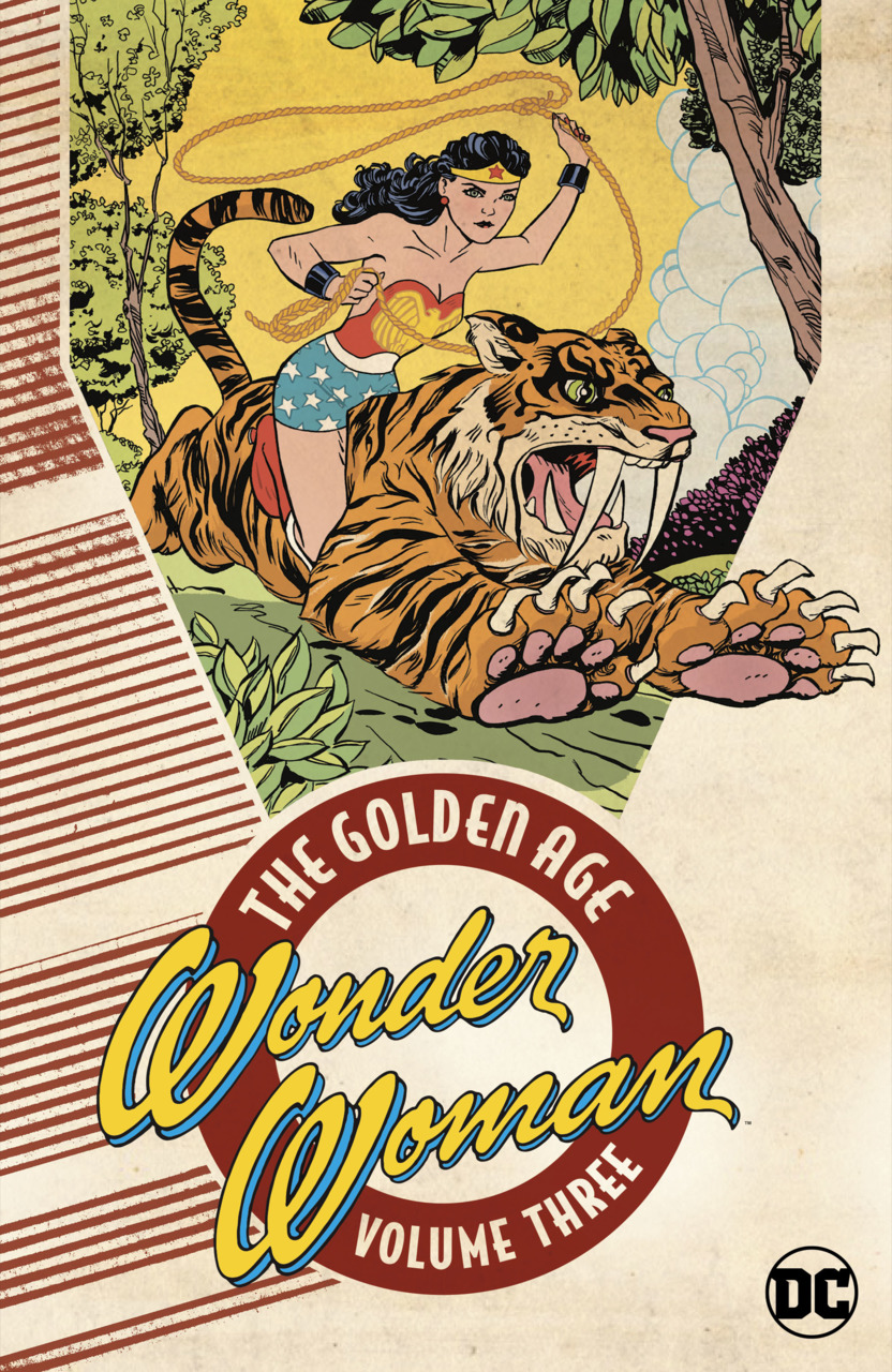 Wonder Woman: The Golden Age Vol. 3 (Collected)