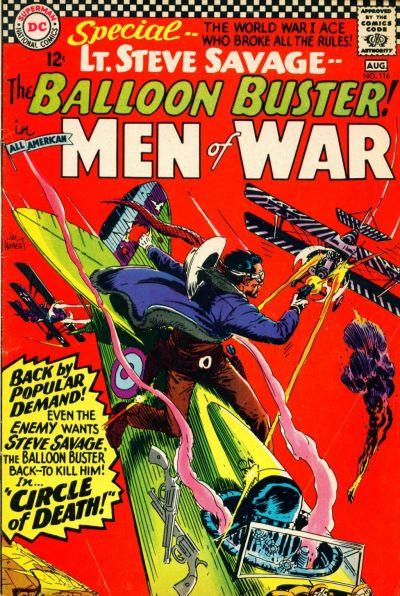 All-American Men of War Vol 1 116