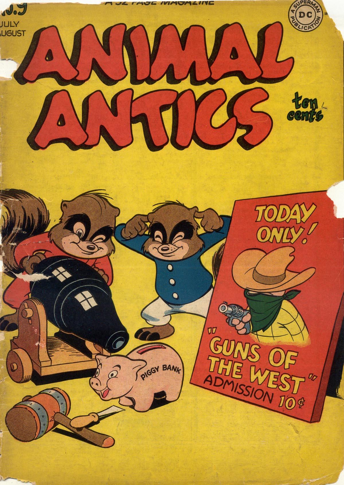 Animal Antics Vol 1 9