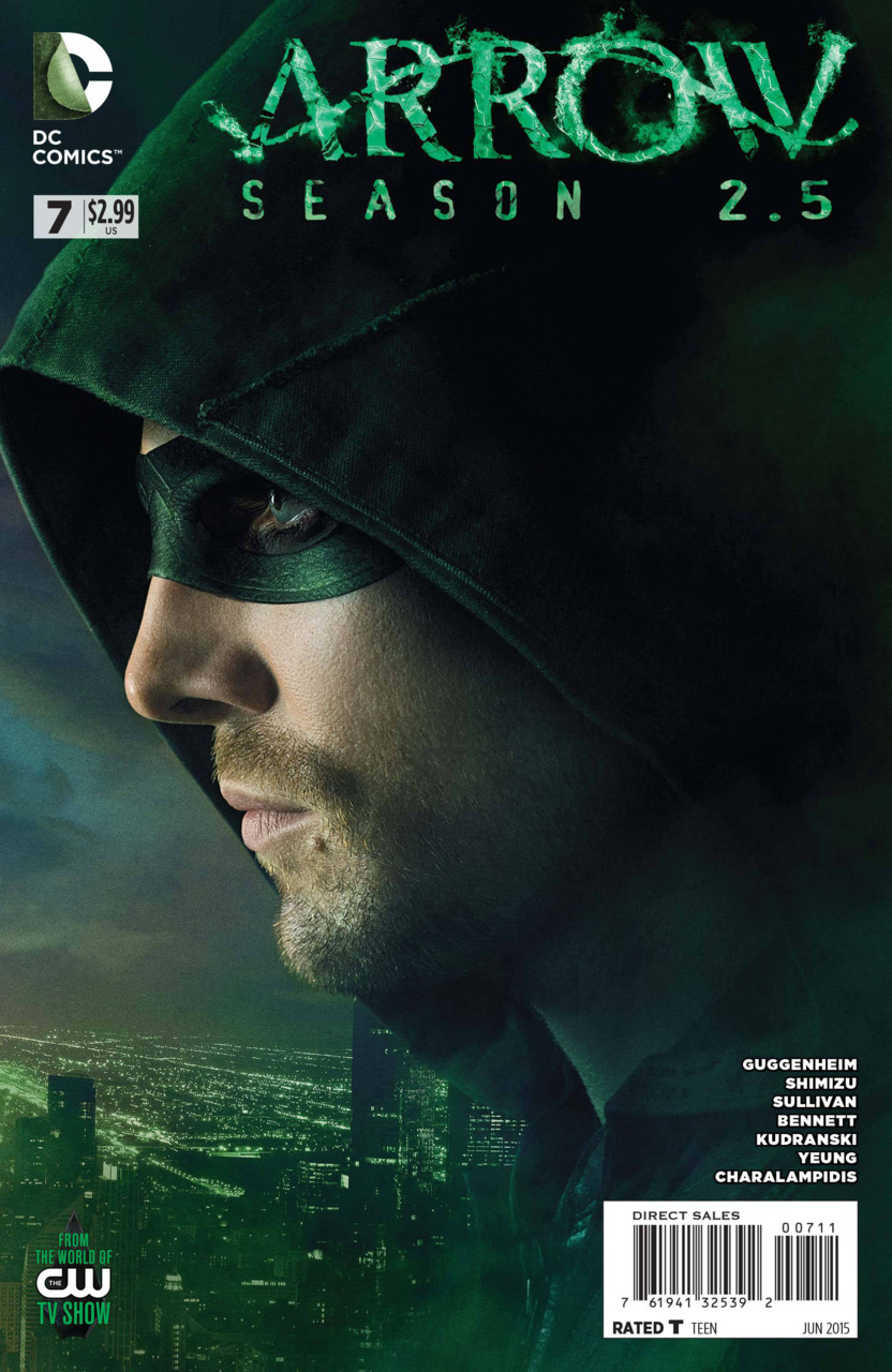 Arrow: Season 2.5 Vol 1 7