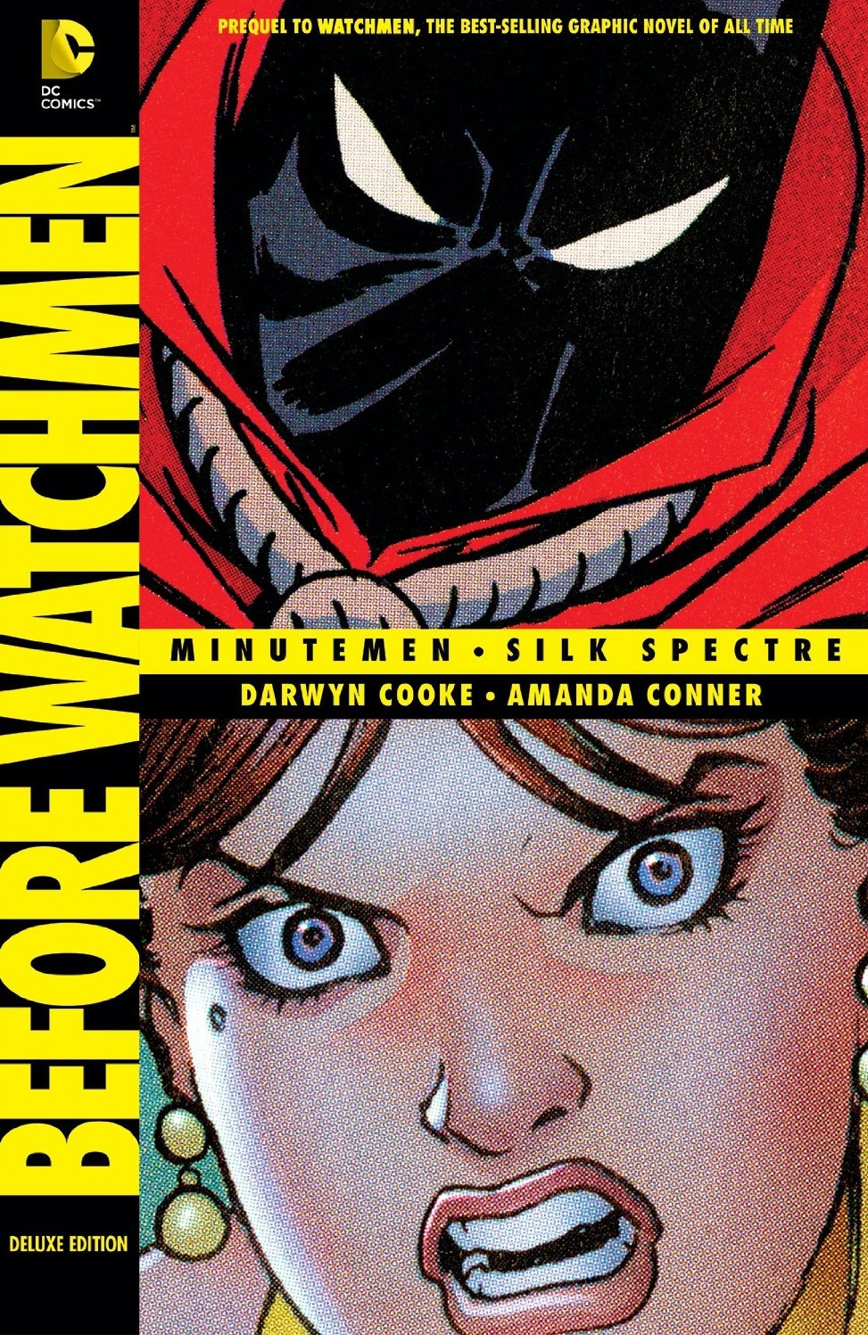 Before Watchmen: Minutemen/Silk Spectre (Collected)
