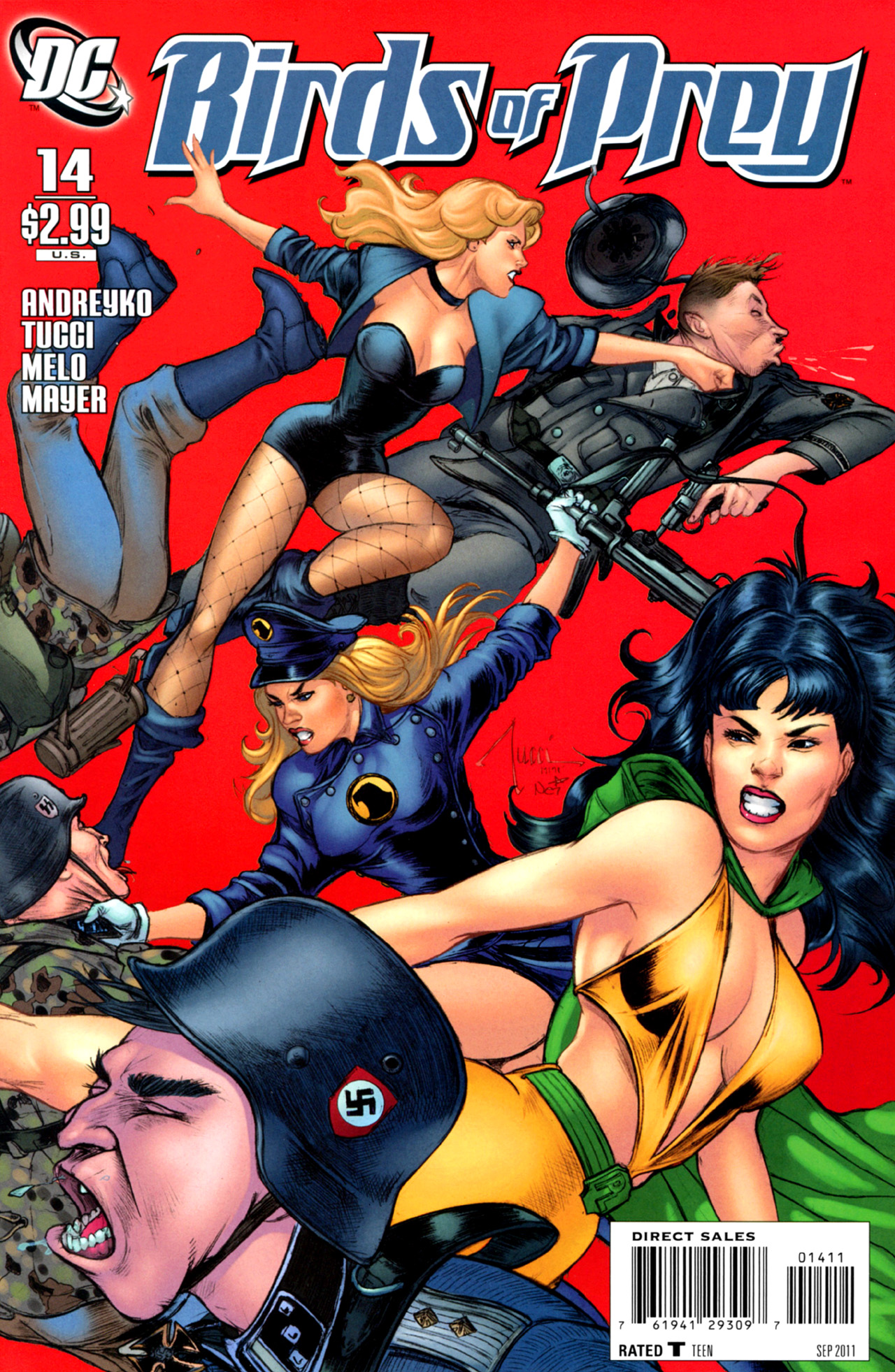 Birds of Prey Vol 2 14