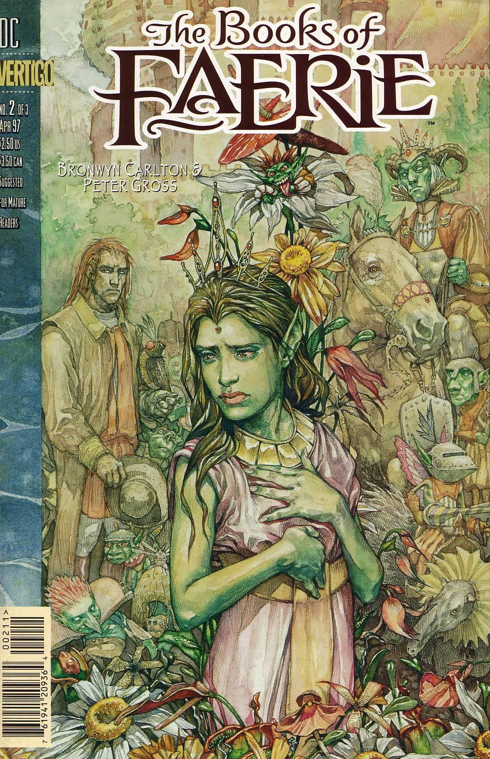 The Books of Faerie Vol 1 2