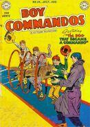 Boy Commandos 34