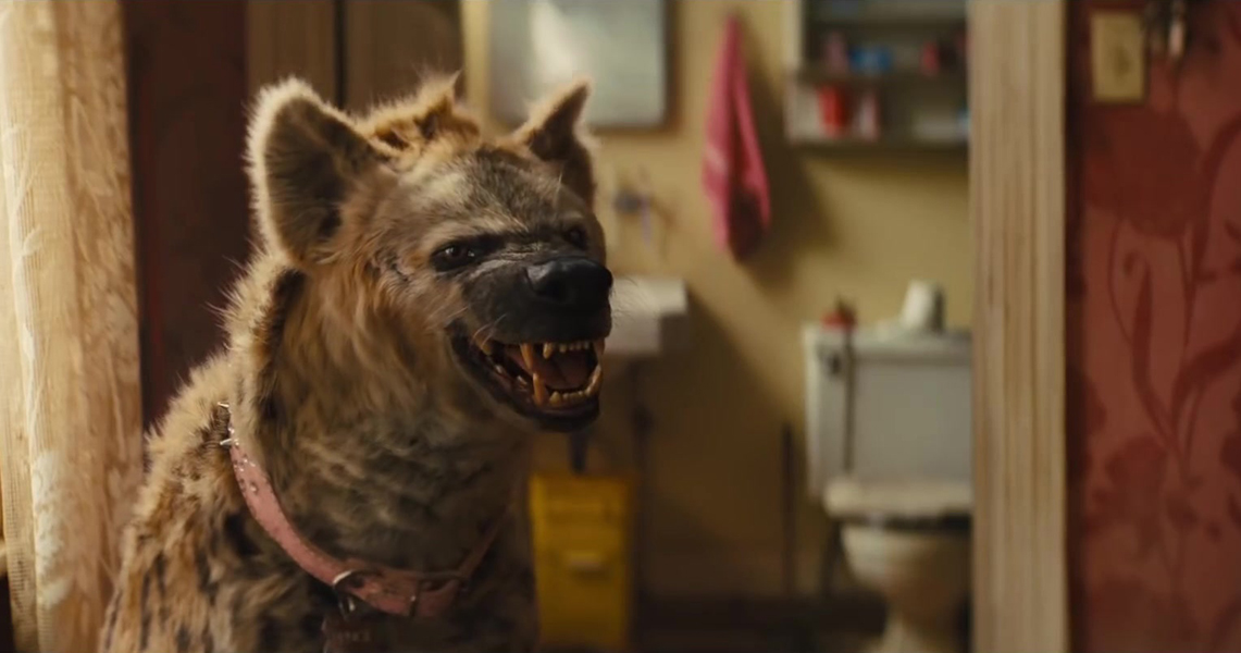 Bruce the Hyena (DC Extended Universe)