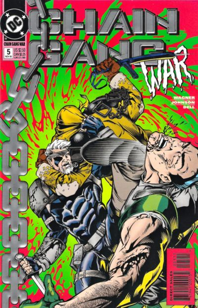 Chain Gang War Vol 1 5