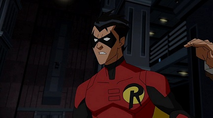 Damian Wayne (Batman Unlimited)