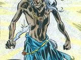 Darius Caldera (New Earth)