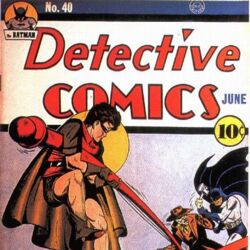 Detective Comics Vol 1 40