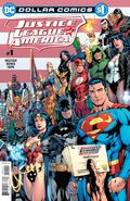 Dollar Comics Justice League of America Vol 2 1