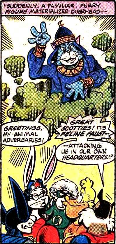 Feline Faust (Earth-C-Minus)