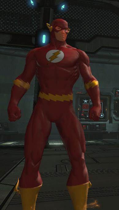 Barry Allen (DC Universe Online)