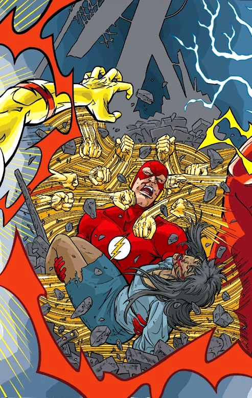 The Flash Vol 2 198