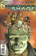 Frankenstein Agent of SHADE Vol 1 2