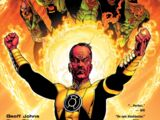 Green Lantern: The Sinestro Corps War (Collected)
