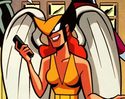 Shayera Hol (The Brave and the Bold)
