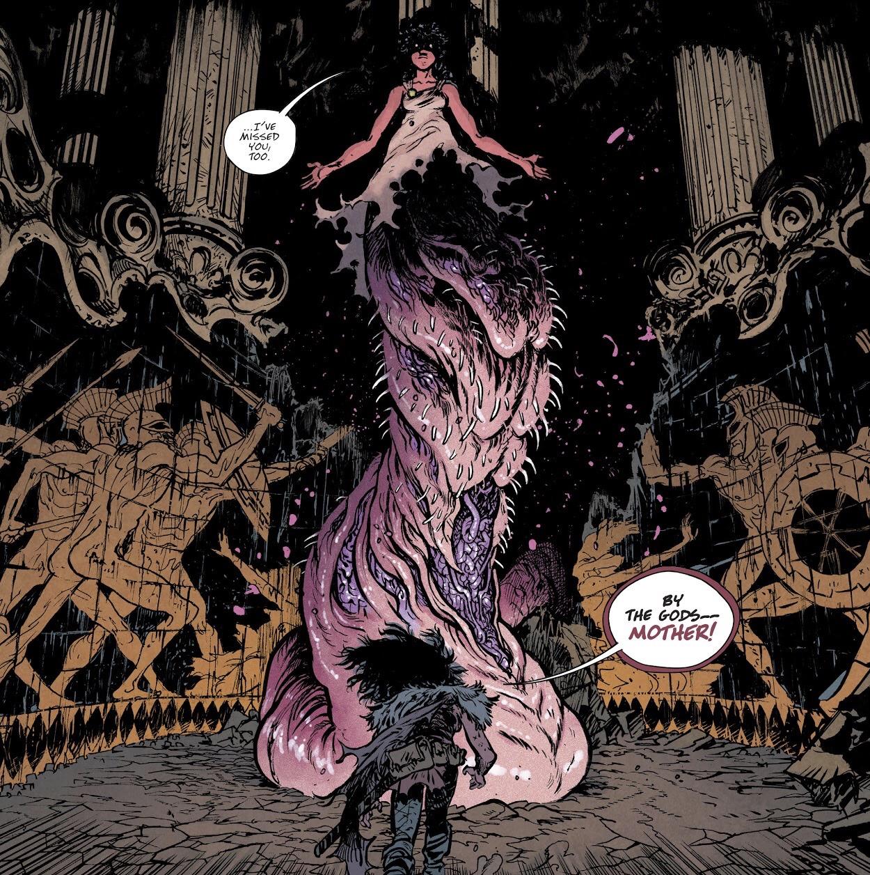 Hippolyta (Wonder Woman: Dead Earth)
