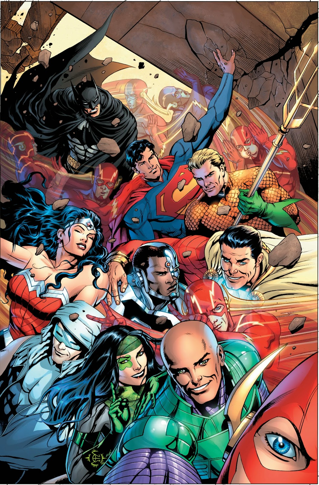 Justice League Vol 2 34 Textless Selfie Variant.jpg