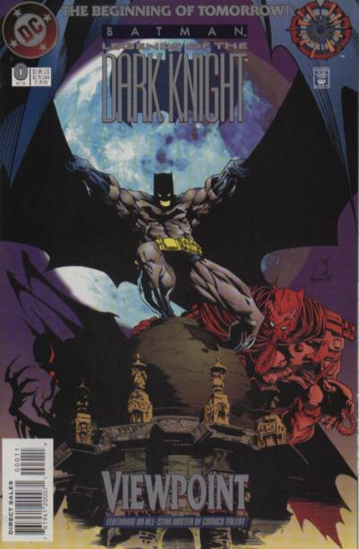 Batman: Legends of the Dark Knight Vol 1 0