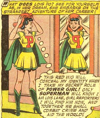 Lois Lane (Lois Lane's Super-Dream)