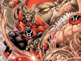 Red Power Ring