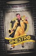 Sinestro Vol 1 14 Textless Bombshell Variant