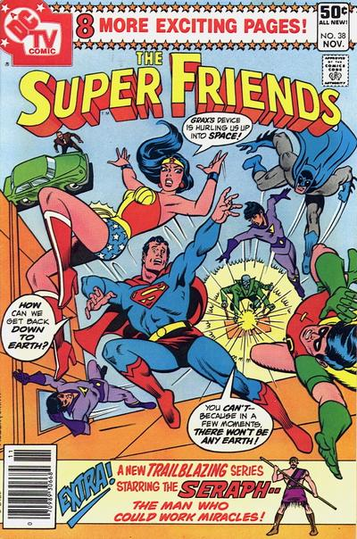 Super Friends Vol 1 38