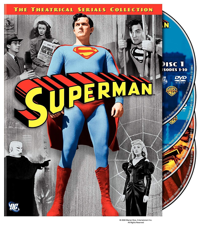 Superman Serials