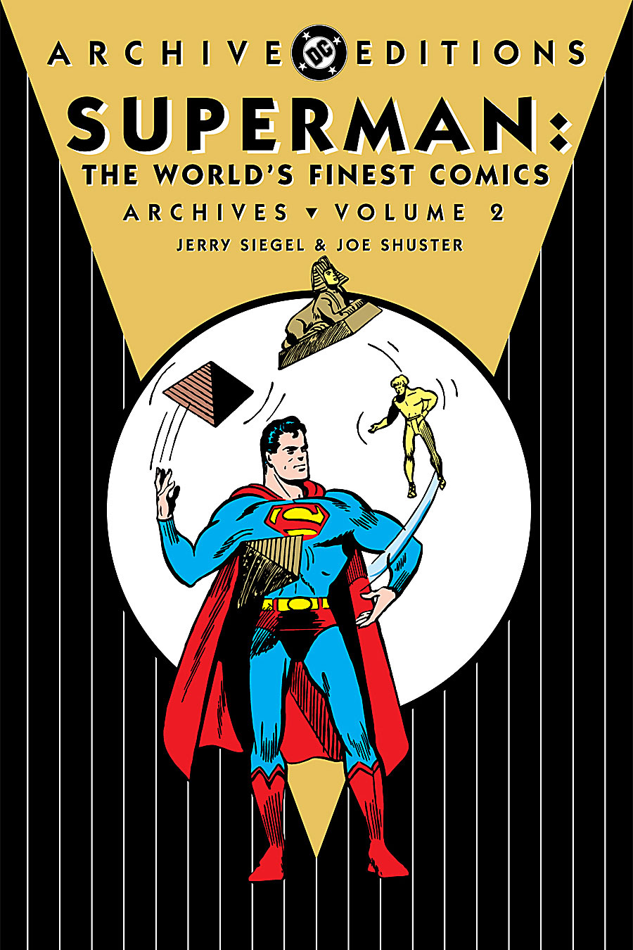Superman: The World's Finest Comics Archives Vol. 2 (Collected)