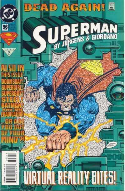 Superman Vol 2 96