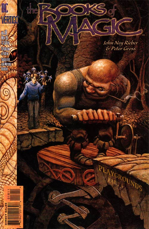 The Books of Magic Vol 2 18