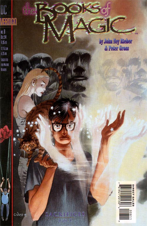 The Books of Magic Vol 2 8