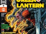 The Green Lantern: Season Two Vol 1 8