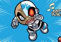 Tween Titans Cyborg 0001