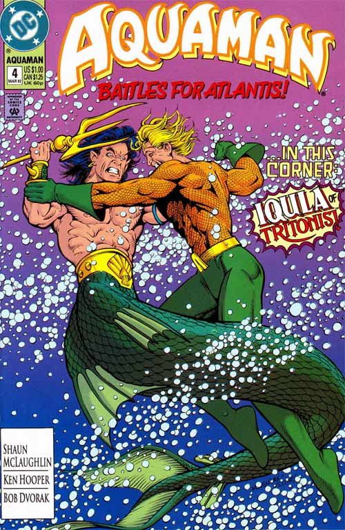 Aquaman Vol 4 4