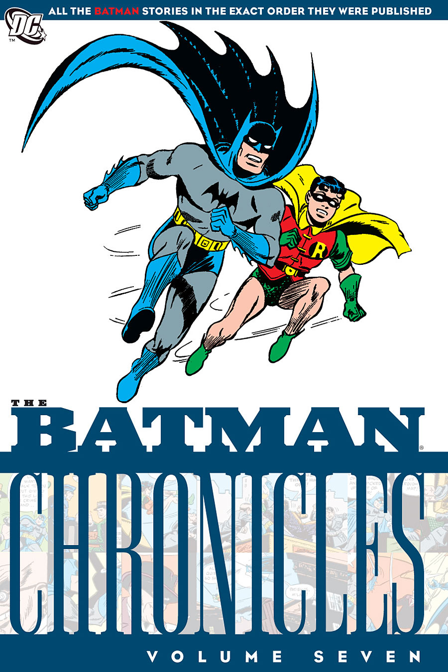 Batman Chronicles Vol 7 (Collected)