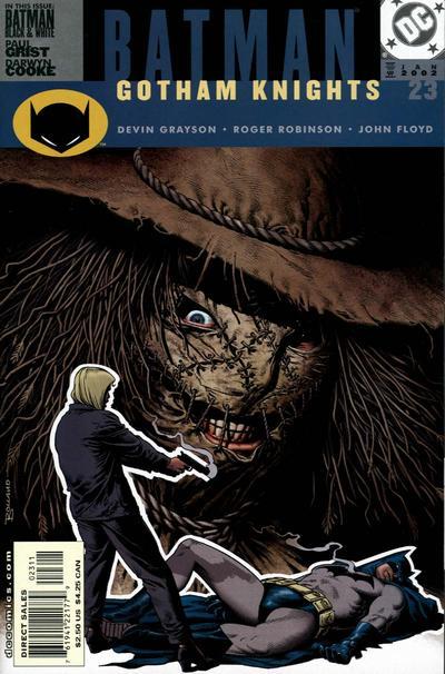 Batman: Gotham Knights Vol 1 23