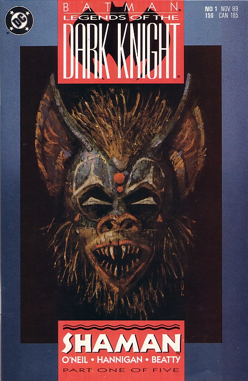 Batman: Legends of the Dark Knight Vol 1